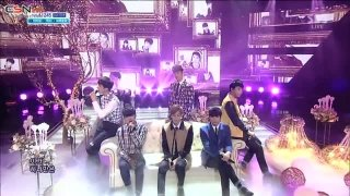 Thank You For My Love (05.01.14 SBS Inkigayo) - VIXX