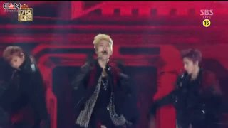One Shot (2013 SBS Gayo Daejeon) - B.A.P
