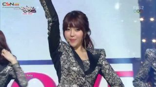 B.B.B (Big Baby Baby) (07.02.14 Music Bank) - Dalshabet
